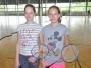 Badminton - Championnat Minimes 4.05.2017