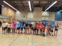 Badminton Double mixte NA