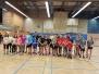 Badminton Double mixte NA