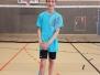 Badminton Minimes non-affilié(e)s 31.05.2018